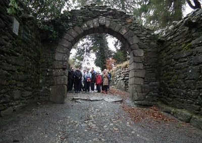 6th Class Retreat Glendalough Jan 19th 2016